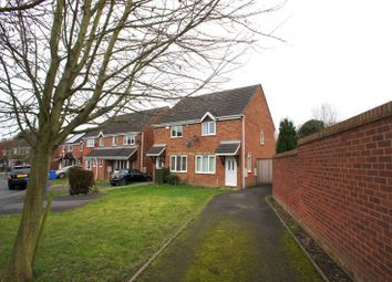 Thumbnail 2 bed semi-detached house to rent in Pendleside Way, Littleover, Derby