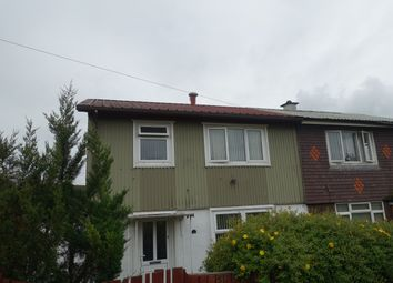 Thumbnail 3 bed end terrace house for sale in Braunston Close, Portsmouth