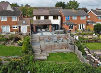 Thumbnail 4 bed detached house for sale in Riversdale Close, Birstall, Leicester