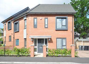 Thumbnail 3 bedroom semi-detached house for sale in Stockmans Close, Kings Norton, Birmingham