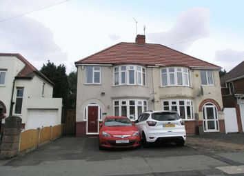 Thumbnail 3 bed semi-detached house for sale in Dudley, Netherton, Northfield Road