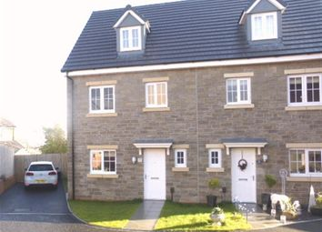 Thumbnail 4 bed town house for sale in White Farm, Barry
