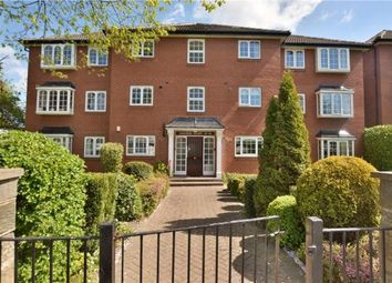 Thumbnail 2 bed flat to rent in Hadleigh Court, Moortown, Leeds