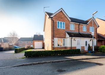 Thumbnail 3 bed semi-detached house for sale in Woodland View, Spilsby