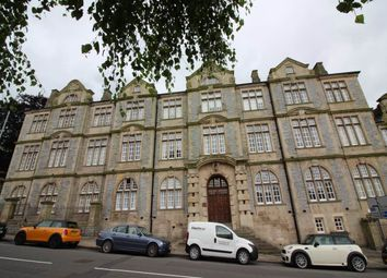 Thumbnail 2 bed flat for sale in Shire Hall, Fields Road, Newport