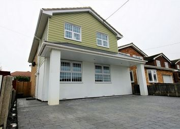 Thumbnail 4 bed detached house for sale in Beverley Avenue, Canvey Island, Essex