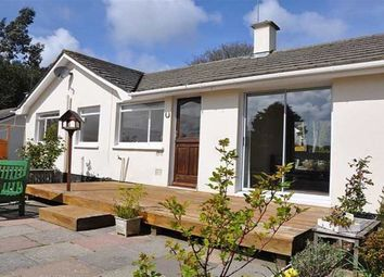 Thumbnail 3 bed bungalow to rent in Springfield Park, Bells Hill, Mylor Bridge, Falmouth
