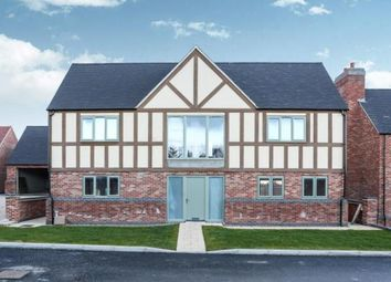 Thumbnail 4 bed detached house for sale in Milford Green Court, Malkins Way, Shawbury Lane