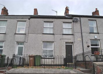 Thumbnail 2 bed terraced house for sale in Barkley Street, Abertysswg, Rhymney