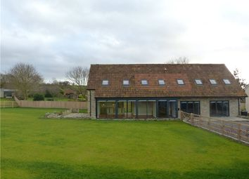 Thumbnail 4 bed detached house to rent in Burrow Hill, Kingsbury Episcopi, Martock, Somerset