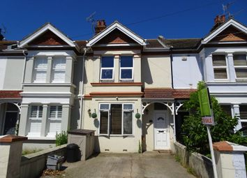 Thumbnail 4 bedroom terraced house for sale in Westcourt Road, Broadwater, Worthing