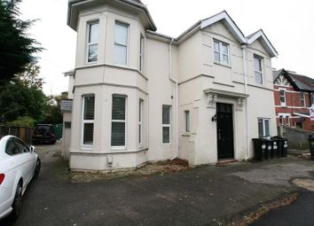 Thumbnail 2 bedroom flat to rent in Wimborne Road, Bournemouth