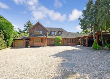 Thumbnail 4 bed detached house for sale in Wellfields, Loughton, Essex