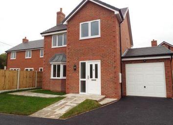 Thumbnail 4 bed detached house for sale in Alltami Heath, Alltami Road, Buckley