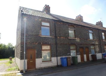 Thumbnail 2 bed property to rent in New Row, Howden Dyke, Goole