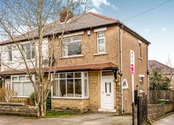 Thumbnail 3 bed semi-detached house for sale in First Avenue, Rawdon, Leeds
