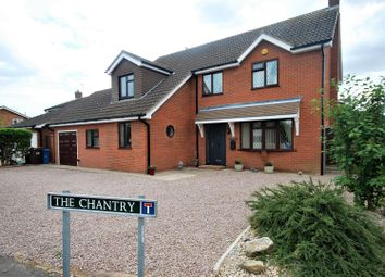 Thumbnail 4 bed detached house for sale in The Chantry, Spalding