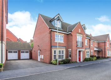 Thumbnail 5 bed detached house for sale in Thornborough Way, Hamilton, Leicester