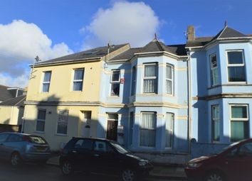 Thumbnail 1 bed flat to rent in Florence Place, Plymouth