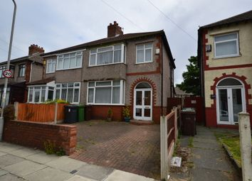 Thumbnail 3 bedroom semi-detached house for sale in Ennerdale Drive, Liverpool