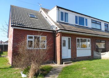 Thumbnail 4 bed detached bungalow for sale in Worsley Close, Knott End On Sea