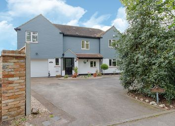 Thumbnail 4 bed detached house for sale in Dunmow Road, Bishop's Stortford