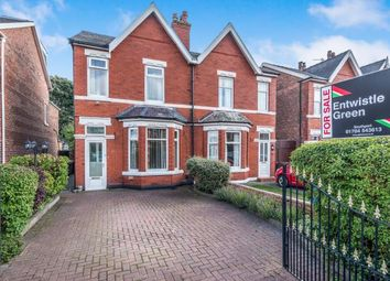 Thumbnail 2 bed semi-detached house for sale in Sidney Road, Southport, Merseyside, .