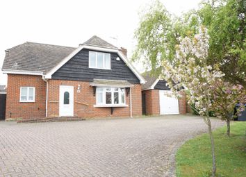 Thumbnail 4 bed detached house for sale in Biddesden Lane, Ludgershall, Hampshire