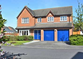Thumbnail 5 bedroom detached house for sale in North Bush Furlong, Didcot