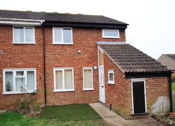 Thumbnail 4 bed terraced house to rent in Edinburgh Drive, St. Ives, Huntingdon