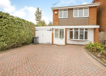Thumbnail 3 bed detached house for sale in Penda Grove, Perton, Wolverhampton, West Midlands