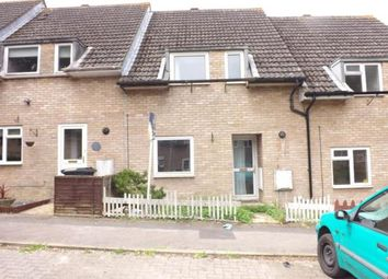 Thumbnail 3 bed terraced house for sale in Tintagel Close, Toothill, Swindon, Wiltshire