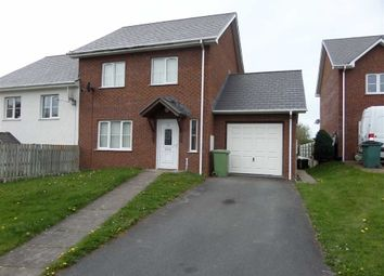 Thumbnail 3 bed property to rent in Maes Crugiau, Aberystwyth