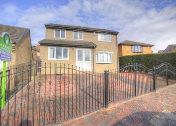 Thumbnail 4 bed detached house for sale in Chepstow Close, Shotley Bridge, Consett