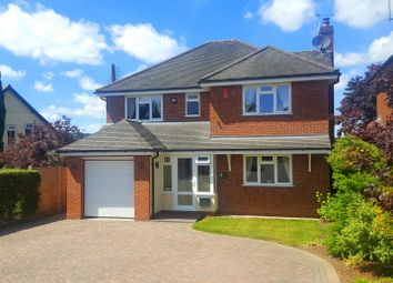 Thumbnail 4 bed detached house for sale in Dunley Road, Stourport-On-Severn