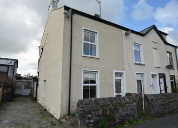 Thumbnail 4 bed end terrace house for sale in Park Road, Swarthmoor, Cumbria