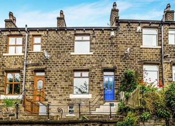 Thumbnail 2 bedroom terraced house for sale in Vicarage Road, Longwood, Huddersfield