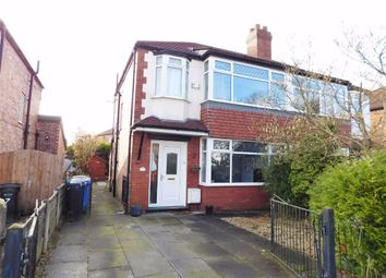 3 bed semi-detached house for sale in Dorrington Road, Cheadle Heath, Stockport SK3
