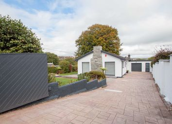 Thumbnail 3 bed detached bungalow for sale in Woodford Road, Plymouth