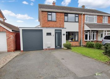 Thumbnail 3 bedroom semi-detached house for sale in Windmill Lane, Inkberrow, Worcester