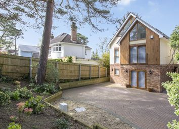 Thumbnail 5 bed detached house for sale in Birchwood Road, Lower Parkstone, Poole