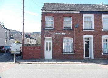Thumbnail 3 bed end terrace house for sale in Ladysmith Place, Troedyrhiw, Merthyr Tydfil