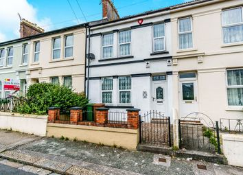 Thumbnail 2 bed terraced house for sale in Trelawney Avenue, St Budeaux, Plymouth