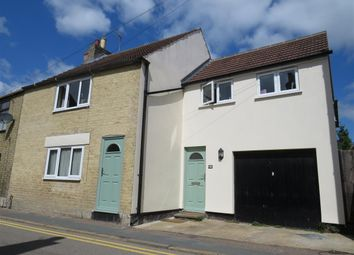 Thumbnail 4 bed end terrace house for sale in London Street, Whittlesey, Peterborough