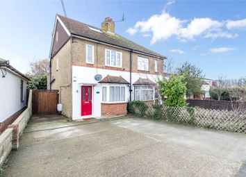 Thumbnail 3 bed semi-detached house for sale in Town Road, Cliffe Woods