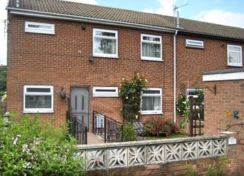 Thumbnail 3 bed end terrace house for sale in Thurlow Road, Sedgefield, Stockton-On-Tees
