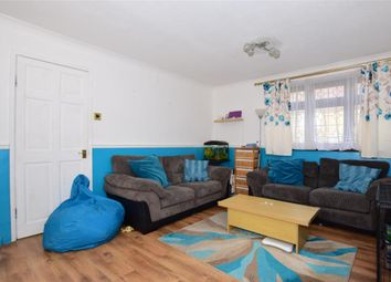 Thumbnail 3 bed terraced house for sale in Cornwallis Avenue, Gillingham, Kent