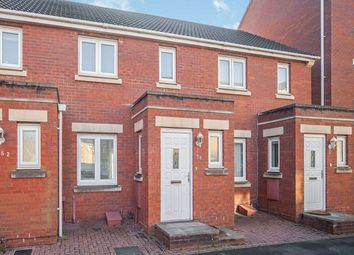 Thumbnail 2 bed terraced house for sale in Macfarlane Chase, Weston-Super-Mare