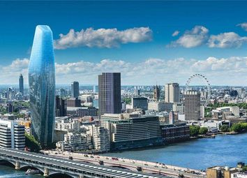 Thumbnail 1 bed flat to rent in Blackfriars Road, Southbank