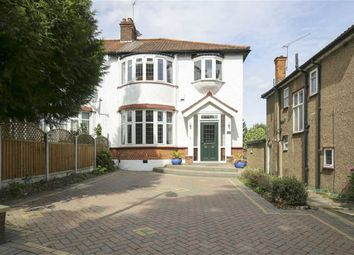 Thumbnail 4 bedroom semi-detached house for sale in Bush Hill Road, London